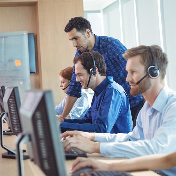 Especialistas em Em Segurança de Dados e Conectividade